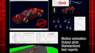 Quick and easy multi-body dynamic virtual prototyping for Trucks, buses & other heavy vehicles