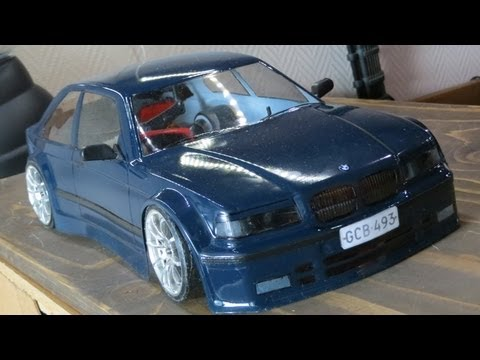 rc bmw e36 drifting 2013 1 10 youtube. Black Bedroom Furniture Sets. Home Design Ideas