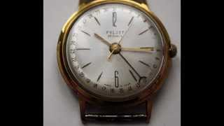Russian Vintage Poljot COSMOS Mechanical Automatic Watch