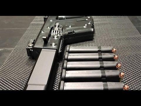 Taming the Ten: A Reverse-Recoil 10mm? The KRISS Vector Gen II - Full Review.