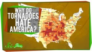 Why Do Tornadoes Hate America?