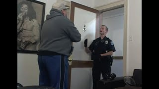 I get falsely arrested then my house gets robbed LIVE on Twitch.tv Livestream