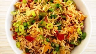 Quick and Easy Vegetable Chinese Fried Rice | Recipe by Mother