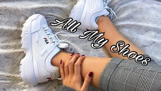 ALL MY SHOES 2