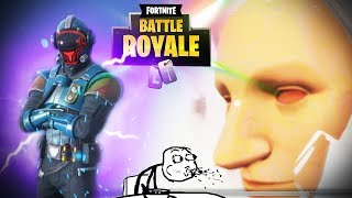 What's hidden under the mask of the Box Office Skin? Fortnite Battle Royale