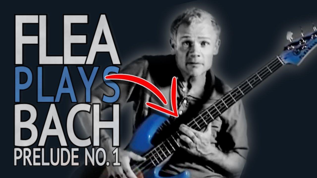 Flea plays Bach Prelude No 1