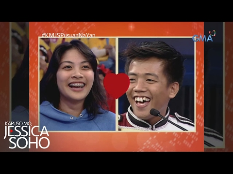 Kapuso Mo, Jessica Soho: In love ako kay bes