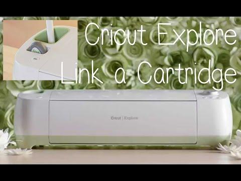 Cricut Explore How to Link a Cartridge
