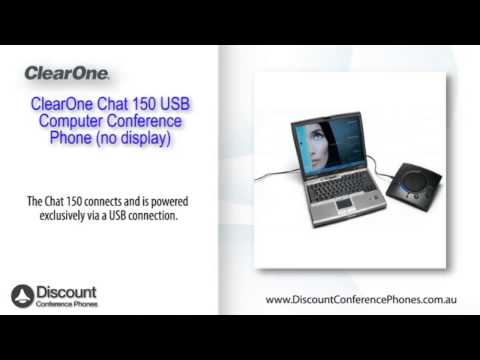 ClearOne Chat 150 USB Video Overview