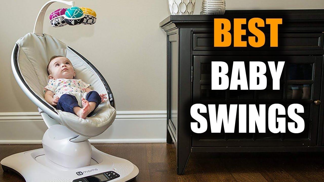 baby swing chair youtube folding plans best top 5 rocker review 2018