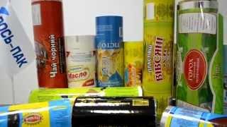 видео Пакеты для цветов от компании «Мастер-Пак»