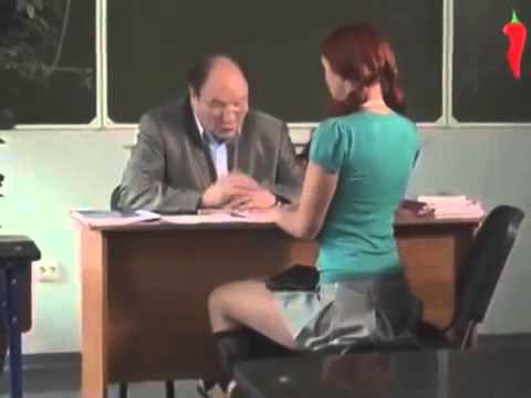 Свежие анекдоты - профессор