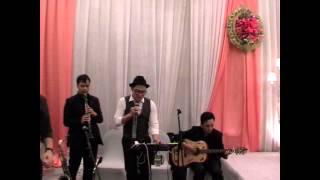 acoustic trio   pertama reza artamevia   avara lounge