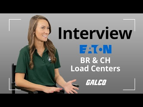 Product Talk: Eaton BR & CH Load Centers With McKayla!