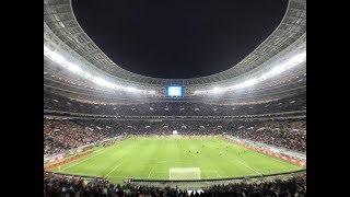 Вся атмосфера матча Россия - Аргентина. 11.11.17. Лужники