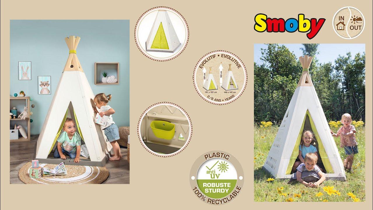 Детский игровой домик Smoby Вигвам Smoby 811000