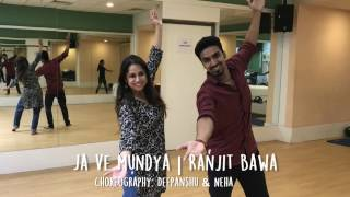 Ja Ve Mundeya| Ranjit Bawa | Bhangra performance | Latest Punjabi Songs 2016""