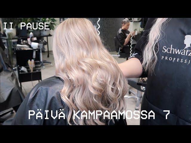 PÄIVÄ KAMPAAMOSSA 7   Henny Harjusola