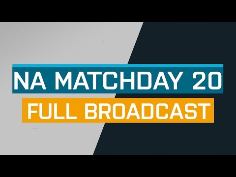 Full Broadcast - NA Matchday 20 A - ESL Pro League Season 5 - Liquid OpTic | SK C9