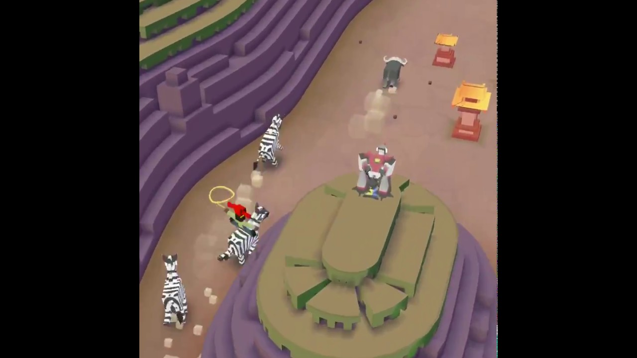 Rodeo Stampede Chinese New Year Update 2017 Youtube