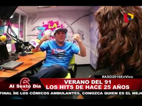 Verano Del 91: Los Hits Más Recordados De Hace 25 Años