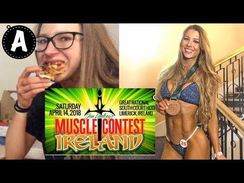 MUSCLECONTEST IRELAND 2018 SHOW