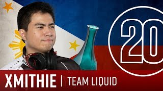 Team Liquid League of Legends Xmithie 20 Questions