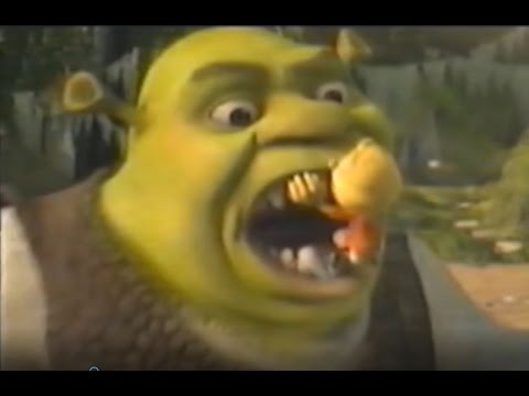 2004 Cheerios Shrek 2 Fun Faces Advert