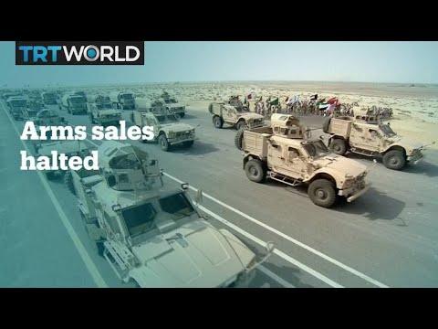 Finland and Denmark halt arms sales to Saudi Arabia