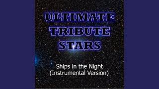 Mat Kearney - Ships In the Night (Instrumental Version)