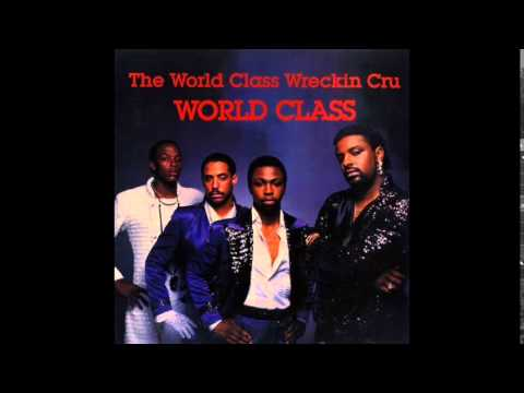 World Class Wreckin' Cru - Lovers feat. Mona Lisa Young - World Class