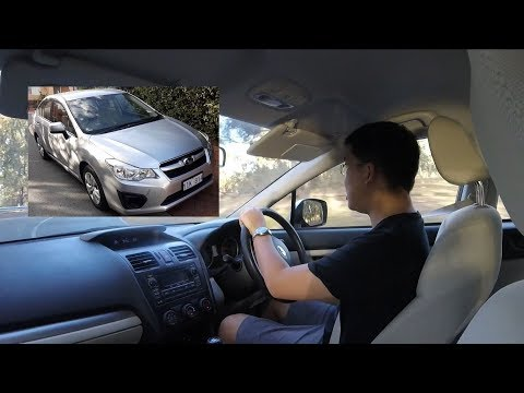 2012 Subaru Impreza 2.0i 6MT Australia Review | EvoMalaysia.com