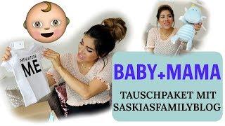 BABY + MAMA TAUSCHPAKET mit Saskiasfamilyblog - Nippelcreme, Schnuller uvm. I Sevins Wonderland