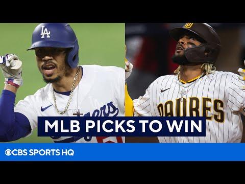 MLB: Picks to Win National League, American League, & World Series | CBS Sports HQ