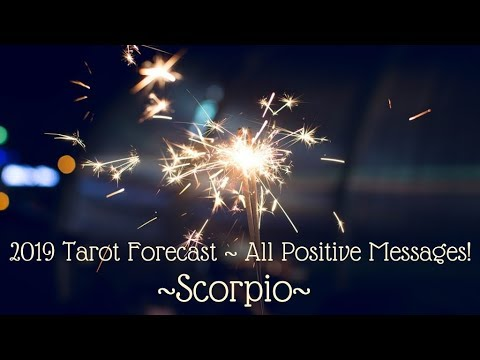 Scorpio *Dark Night Ends, Twin Flames Begin!* ~ 2019 Tarot ...
