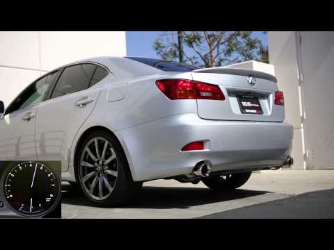 Tanabe Medalion Touring Exhaust for 2006-2013 Lexus IS250 & IS350
