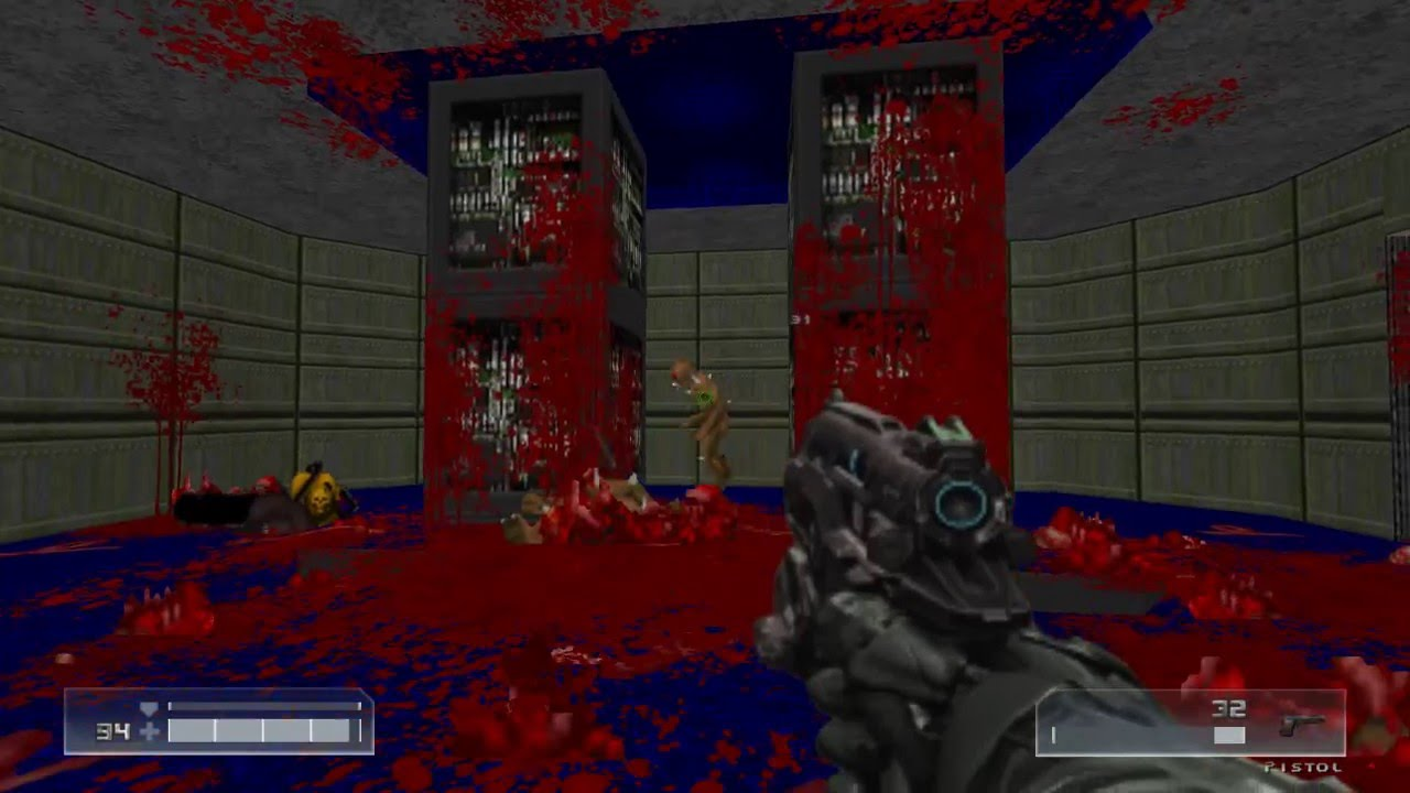 Doom Wads All