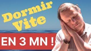 DORMIR (En 3 Minutes) 2 Points Chinois BIZARRES Pour S'Endormir Sur Commande