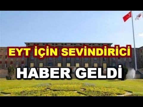 EYT'LİLER İÇİN FLAŞ SEVİNDİRİCİ YENİ HABER !!!!