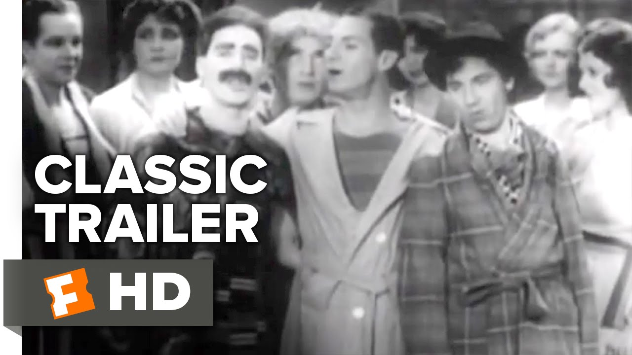 Animal Crackers (1930) Official Trailer - Marx Brothers Movie HD