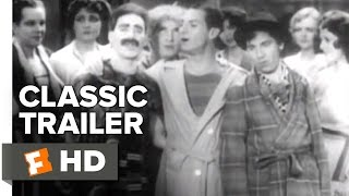 Animal Crackers Official Trailer #1 - Groucho Marx Movie (1930) HD