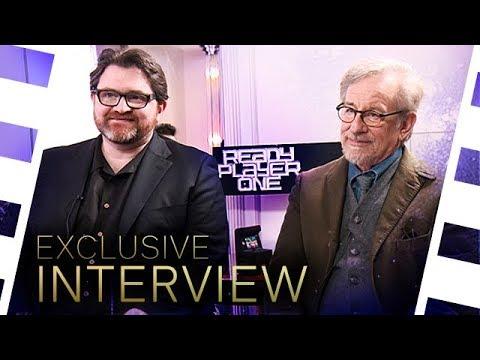 Play 30 Minuten mit Steven Spielberg & Ernest Cline - Über die 80er, digitale Welten & Ready Player One
