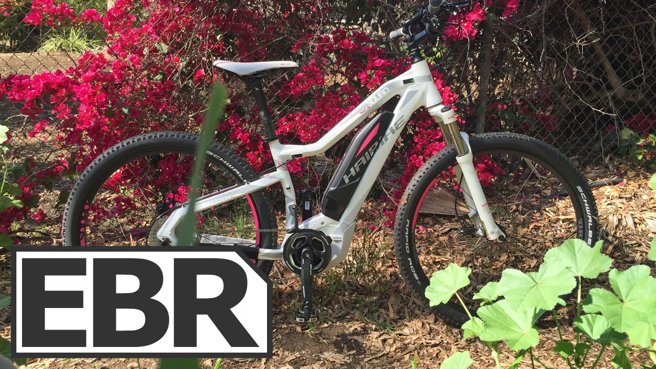 7b47af247be Haibike SDURO HardLife SL Video Review - Affordable Women's Hardtail Ebike