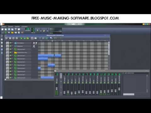 Best Music Making Software Free 2017 (Make Your Own Music Really Easy) Beats EDM Hip-Hop Dubstep