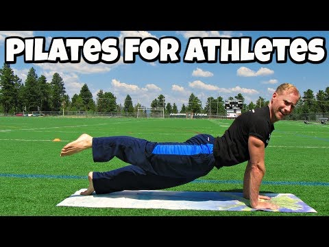 Day 16 Pilates for Athletes | 30 Day Pilates Challenge | Sean Vigue Fitness