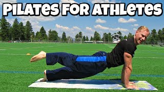 Pilates Abs - Athletic Conditioning Class - 30 Day Pilates Challenge
