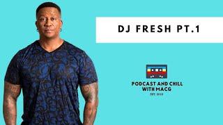 Episode 289| PART 1| DJ Fresh on Botswana , YFM , 5FM ,Getting Fired at Metro FM & 947 , Allegations