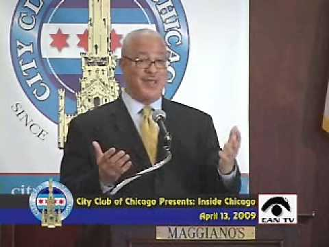 Dr. Eric E. Whitaker, Executive Vice President, The University of Chicago Medical Center