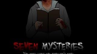 Seven Mysteries #1 - 13 cтупеней