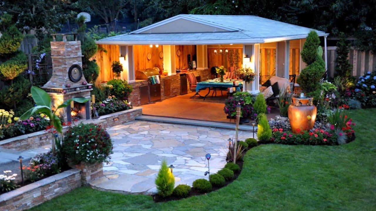 imagens jardins casas : imagens jardins casas:Diseño de Jardines Modernos. HD-3D. Best garden design creations